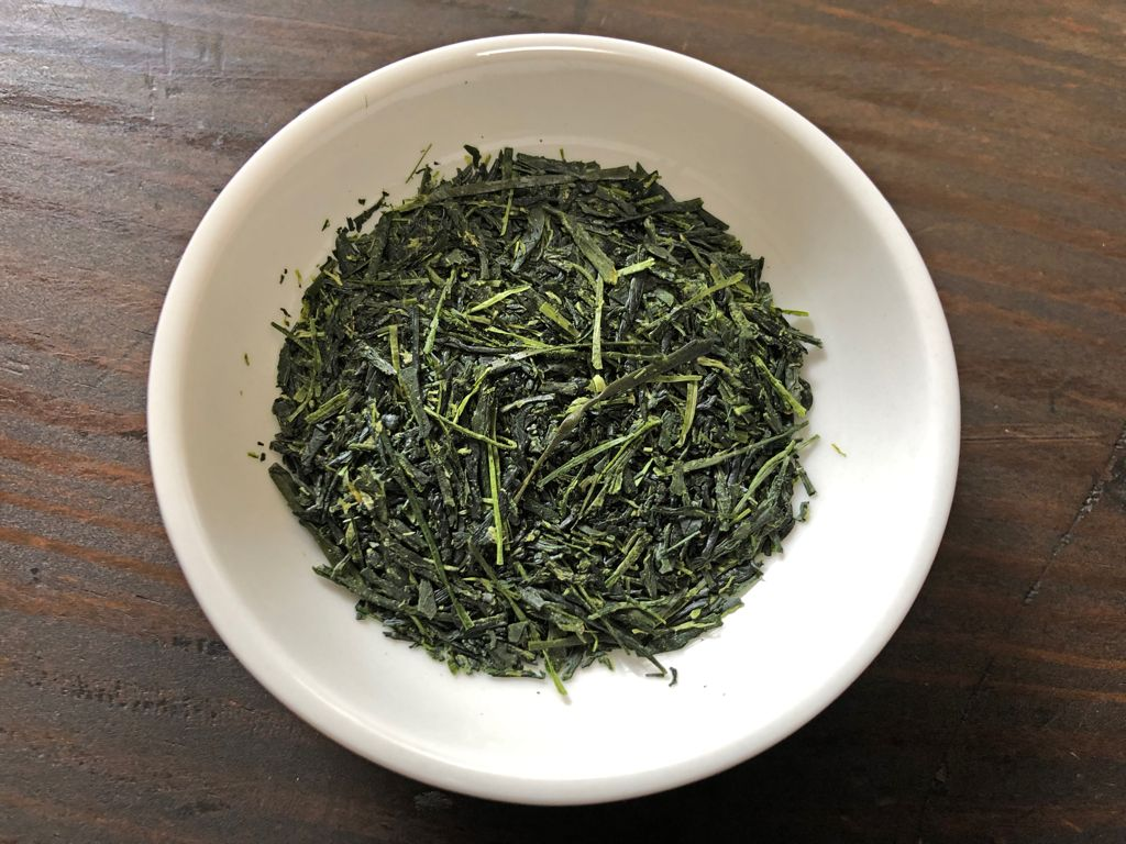Gyokuro Leaves